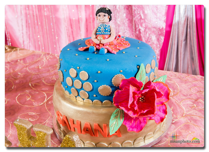 Sahana's 1st Birthday Party