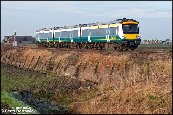 Class 170 (Turbostar): First Hull Trains