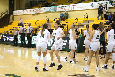 01.26.19 Women's Basketball vs UAM