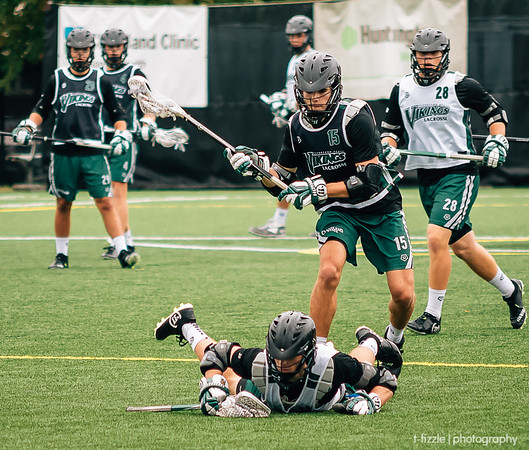 Cleveland State Lacrosse Homecoming Scimmage Game