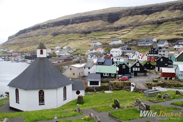 Tjørnuvík and Saksun