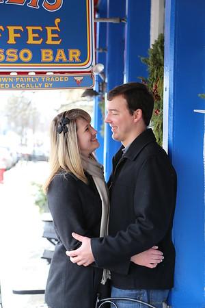 Elizabeth & Matt Engagement