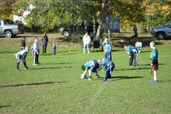 11.4.12 Marshfield Flag Football - Flag Fest 2012 ~ Inaugural Year Closing Ceremony & Games