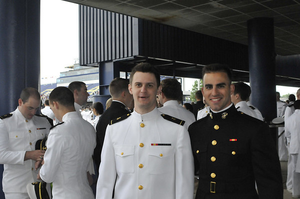 USNA Graduation 24May13