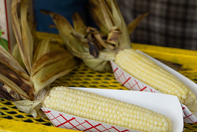 Roasted Corn Booth