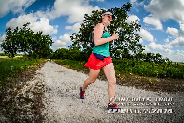 Flint Hills Trail 40 Mile & Marathon