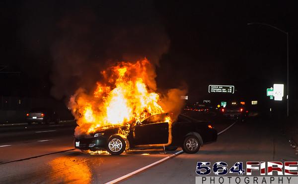 LAFD - Auto Fire E64 - 1-31-16
