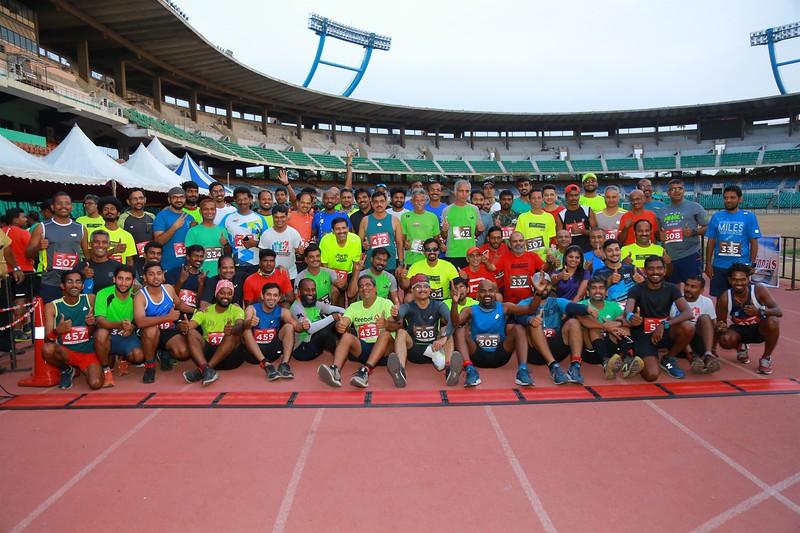 Chennai Runners Track Attack - Gallery 1