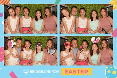 04-04-21 Easter at The Bridge Church