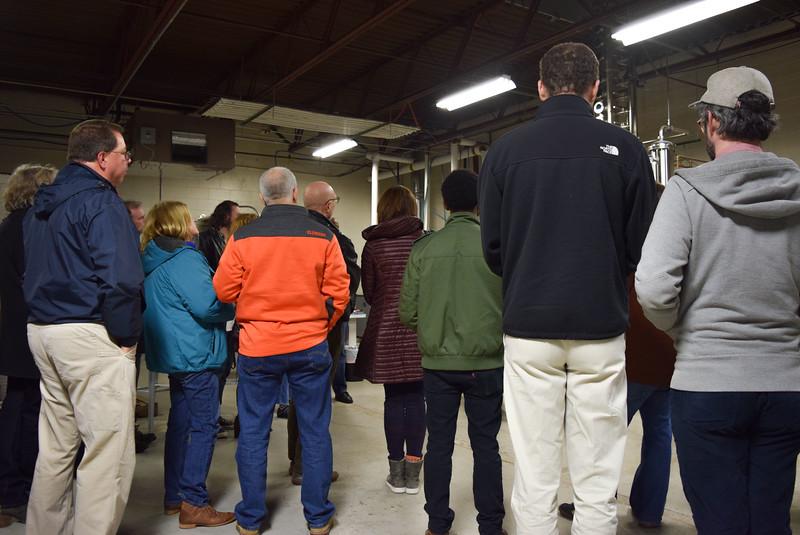 Asylum Distillery Group Tour