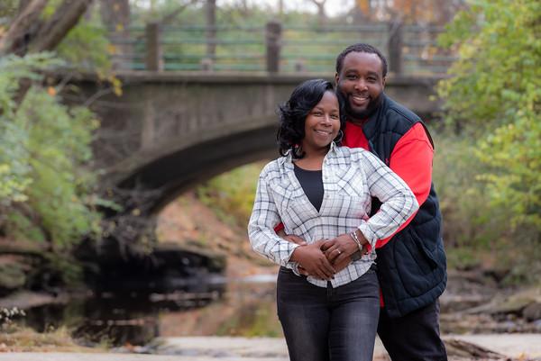 Ebony & Brian