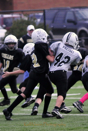 """10/14 Raiders vs Cougars """"The Final Game!"""""""