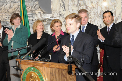 Domestic Partnership Expansion Signing -- Olympia (12 Mar 2008)