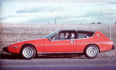 Lotus Elite, 1977