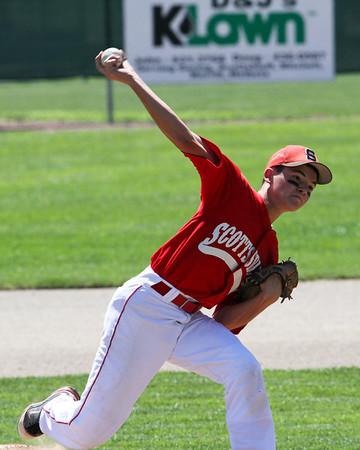 14s Regionals -- Scottsbluff and Iowa