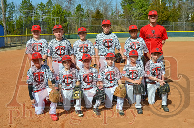 TC 10U Team Picture