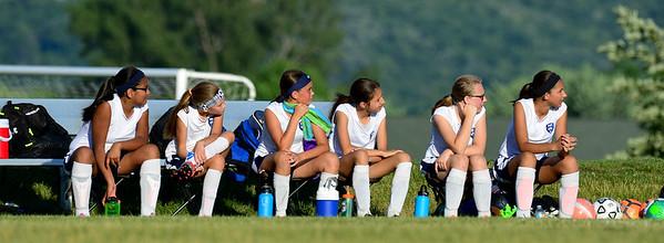 SP U13 Girls vs Fairmont June 15