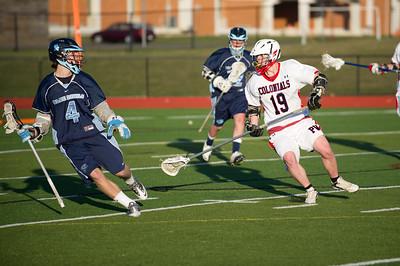 2011-03-28 Lacrosse PW vs CHA