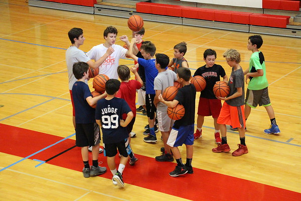 2017 Basketball Summer Camp
