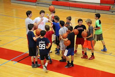 2017 Basketball Summer Camp
