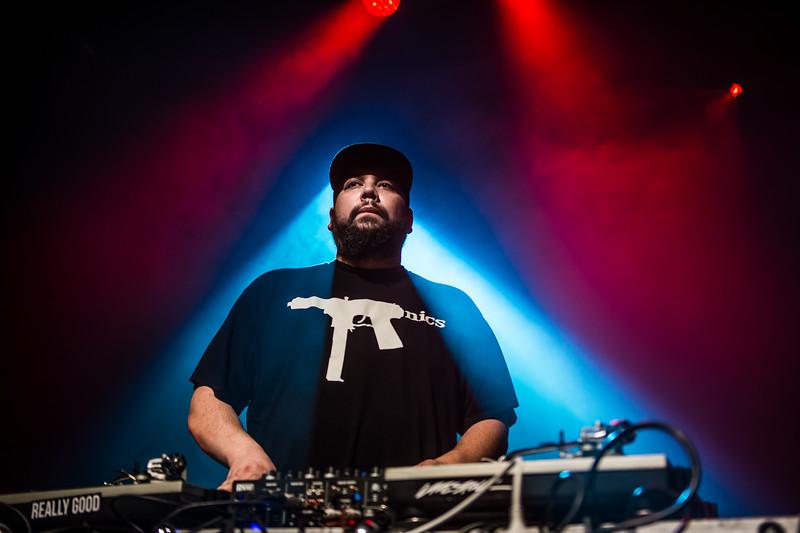 DJ Shub @ The Commodore Ballroom