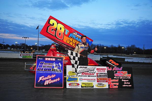 Bridgeport Speedway 4/10 URC Opener