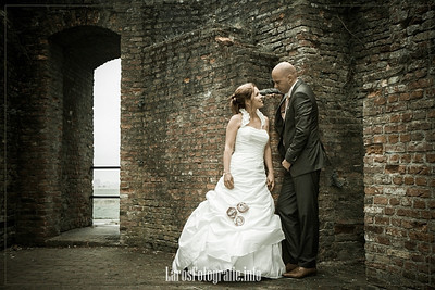 Huwelijk Leander & Deborah