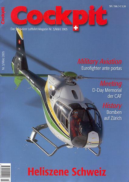 Cockpit - Magazine Cover No.3 2005