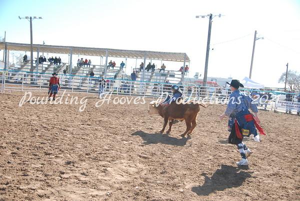 Steer Riding Sat 3-3-12