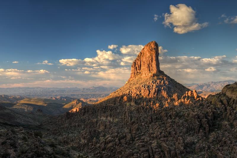 (2013-January 12-14) Tonto National Forest, Weavers Needle, Lost Dutchman State Park, Arizona.