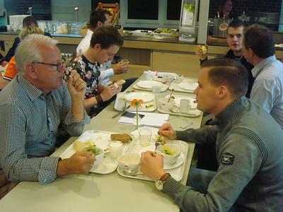 Tweede ontmoeting Team Nederland