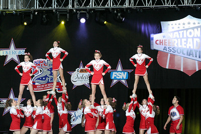 PJH Cheerleading