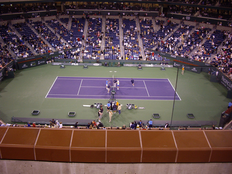 Indian Wells Tennis Tournament.