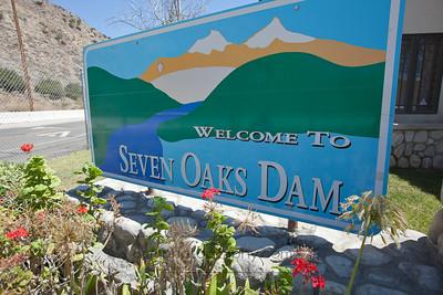 Seven Oaks Dam Tour