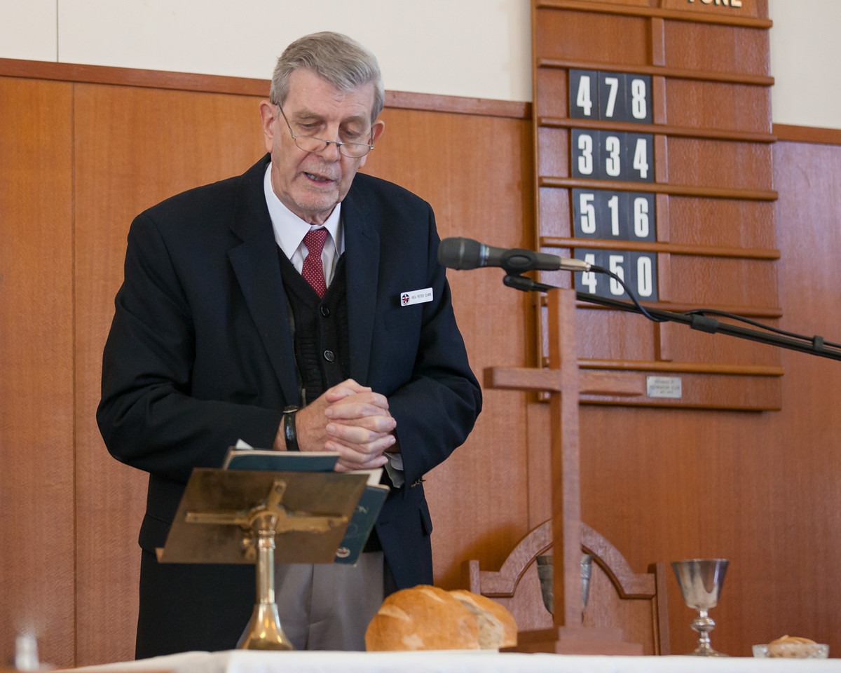 "Photo - Rev Peter Clark  presents the Sermon, Windsor Uniting Church, 3-8-14. Blog Post: <a href=""http://windsorunitingchurch.wordpress.com/2014/08/03/windsor-uniting-church-4/"">http://windsorunitingchurch.wordpress.com/2014/08/03/windsor-uniting-church-4/</a>"