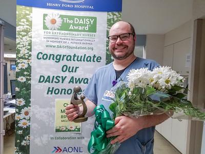 HFH Daisy Award May 2020