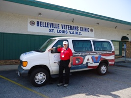 2011 Service Impact Award winner: RSVP Members at VFW Post 1739, Belleville, IL. Corporation for National and Community Service Photo.