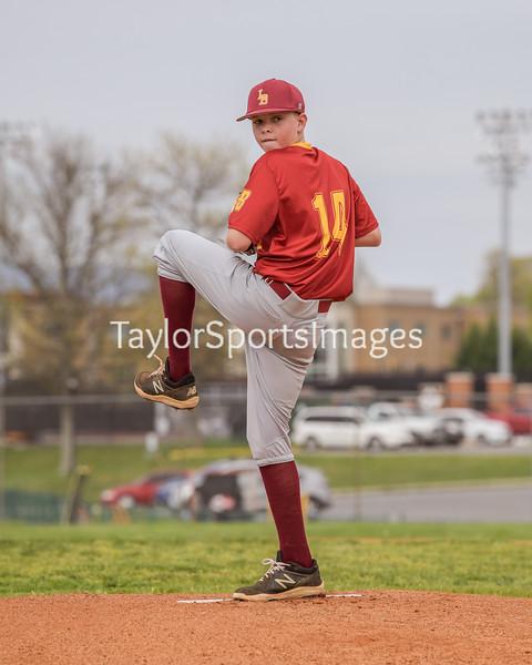 2021LBMS 7th Grade Baseball