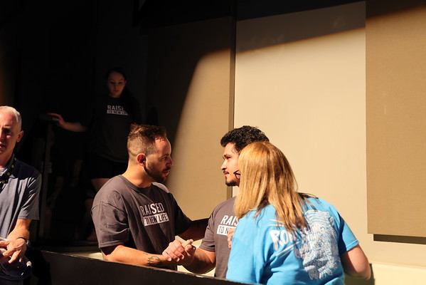 Baptisms - July 24 & 25, 2021