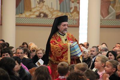 Troy Liturgy 12-9-12
