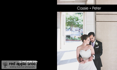 Cassie + Peter Wedding Album