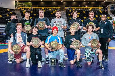 Greco Finals & Awards - 2021 UWW Junior & Senior Nationals - 4-30-21