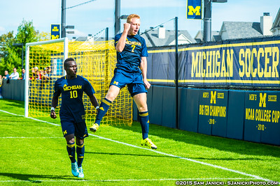 Best of UM Men's Soccer Vs Northwestern