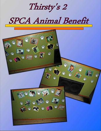 2012 Thirsty's 2 SPCA Animal Benefit