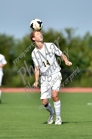 Berks Catholic vs Daniel Boone Boys High School Soccer 2014 - 2015