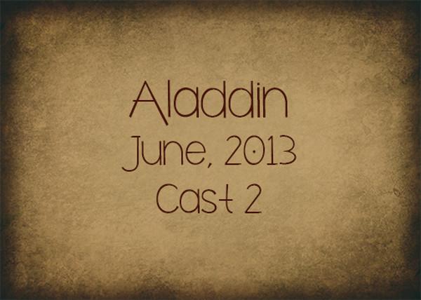 SRYT Aladdin