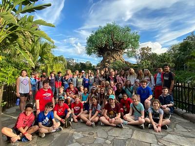 2020 6th Grade Class Trip