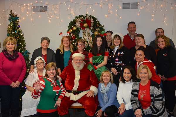 BHHS West Office - Cookies With Santa 2018