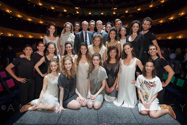 Tutu Chic Fashion Show - Winspear Opera House - 7 Dec 2015