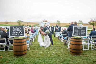 Nikki and Joe's Wedding